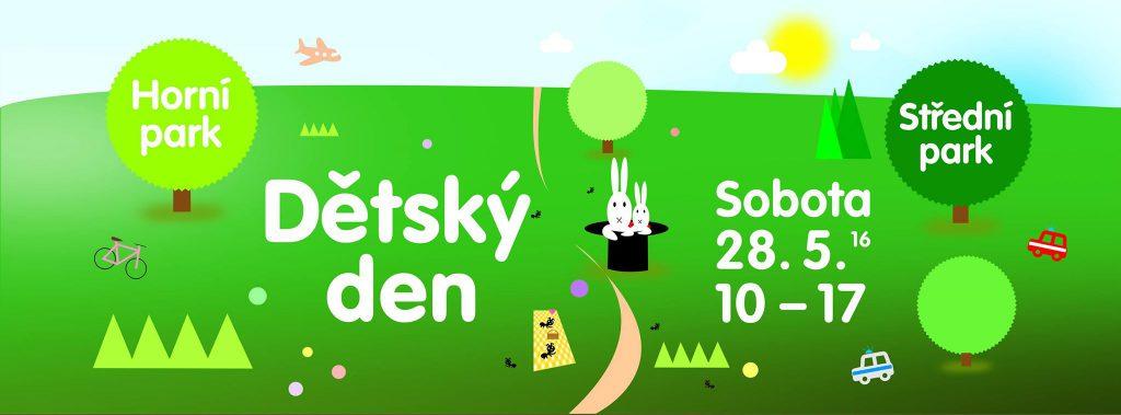 Dětský den - banner FB